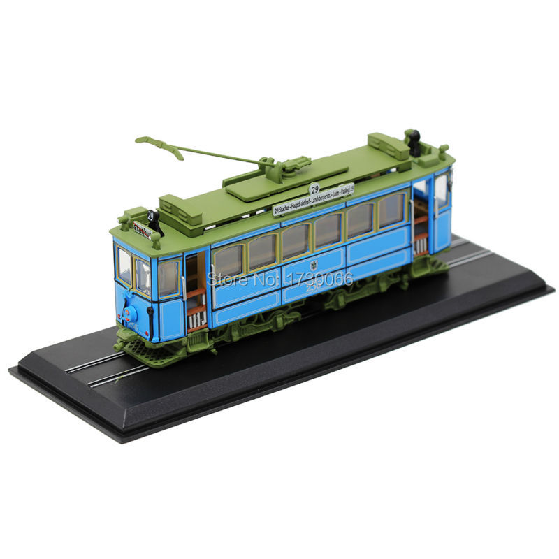ATLAS 1 87 Train toys A2 2 Rathgeber 1901 Tram Model Bus First Choice For Collect