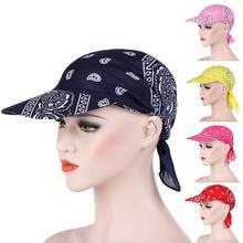 1 шт. креативная женская летняя шляпа от солнца платок шляпа