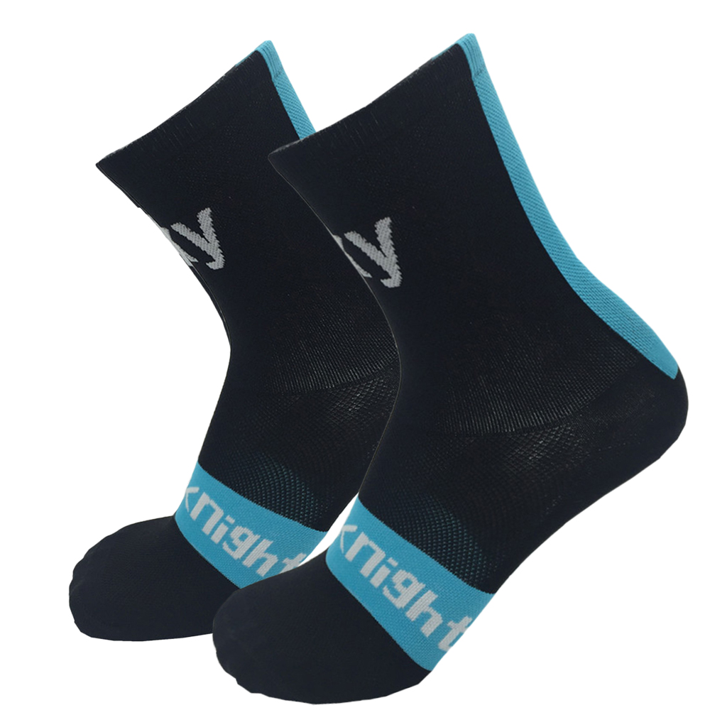 Cycling Socks Outdoor Sports Socks Moisture-wicking Bike Socks Men Women Sports Running Gym Training Socks Size 7-12