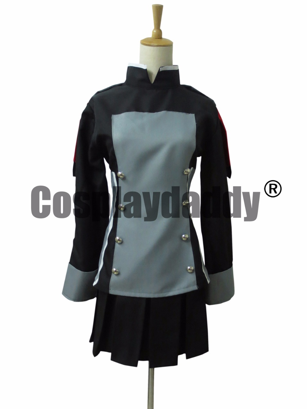 Kantai Collection Prinz Eugen Cosplay Costume F008