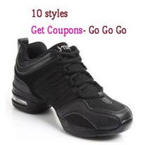 New 2017 Dance Shoes Women Jazz Hip Hop Shoes Salsa Sneakers For Woman Plus Size Dance Shoes Wholesale Free Shipping