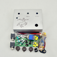 DIY KLON Guitar Overdrive Pedal Professional Overdrive Clone Guitar Effect Pedal Guitar Parts And Accessories
