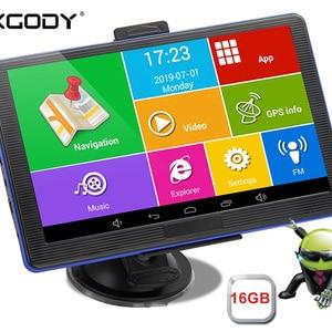 Xgody 7'' 886 Plus Android Car Gps Navig