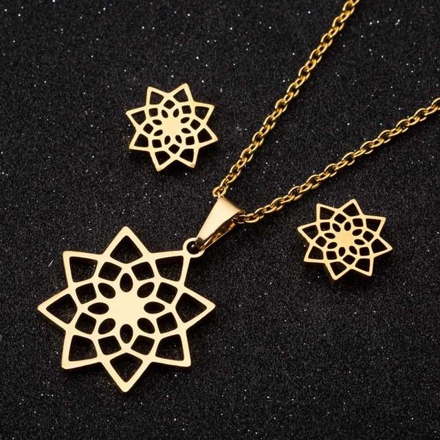 Shuangshuo Gold Chain...