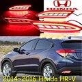Transformar a luz do carro,, HR-V Quebrando luz, 2014 ~ 2017, levou luz, Livre O navio! 2 pcs, HR-V luz traseira; HR-V luz da cauda, XRV, XR-V, XR V, Vezel, a VFC, HR V