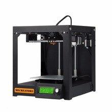Оптовая продажа Geeetech 3d-принтер MeCreator 2 Настольных Полный Собранный 160x160x160 мм Высококачественной Стали Шасси