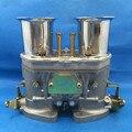 NOVO 48 IDF carburador 48IDF CARBURADOR CARBY oem + substituição de buzinas de ar para Solex Dellorto Weber EMPI