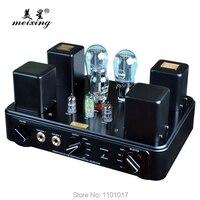 Meixing MingDa MC300 EAR XLR аналоговый усилитель HIFI EXQUIS Magic глаз лампа усилитель для наушников и USB декодер