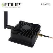 EDUP EP-AB003 2.4 ГГц 8 Вт 802.11n Беспроводной Wi-Fi усилитель сигнала repeater Широкополосные усилители для Беспроводной маршрутизатор беспроводной адаптер