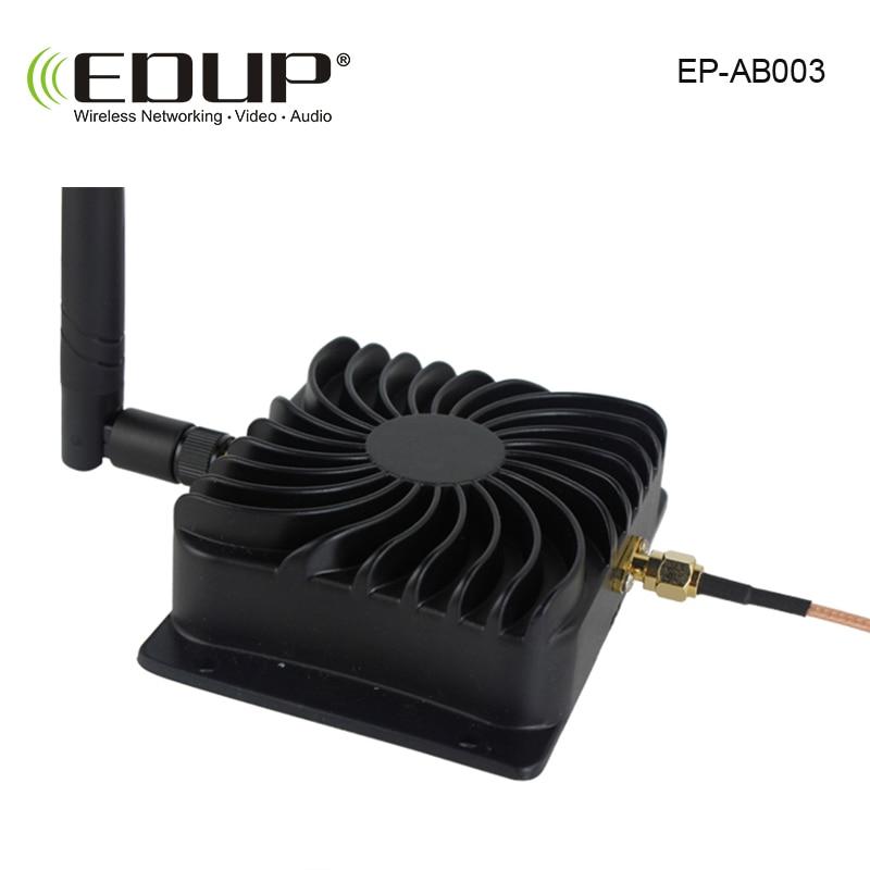 Prix pour Edup ep-ab003 2.4 ghz 8 w 802.11n sans fil wifi amplificateur de signal répéteur amplificateurs à large bande pour sans fil routeur sans fil adaptateur