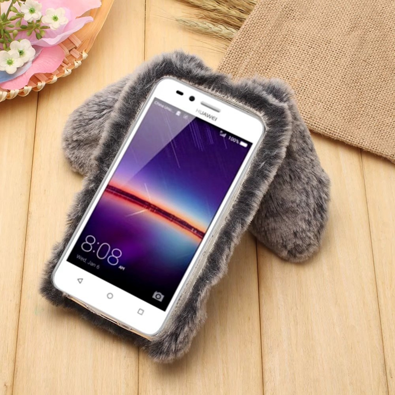coque huawei y6 pro 2017 lapin