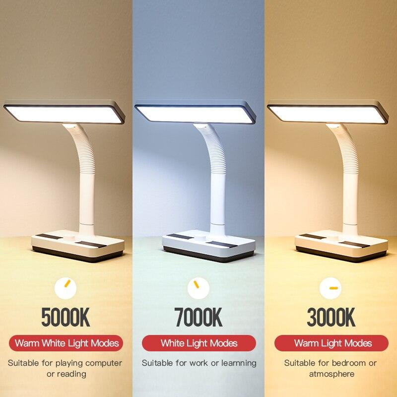Acheter Yage 1400 Mah Batterie Blanc Chaud Nature Lumiere Led Lampe