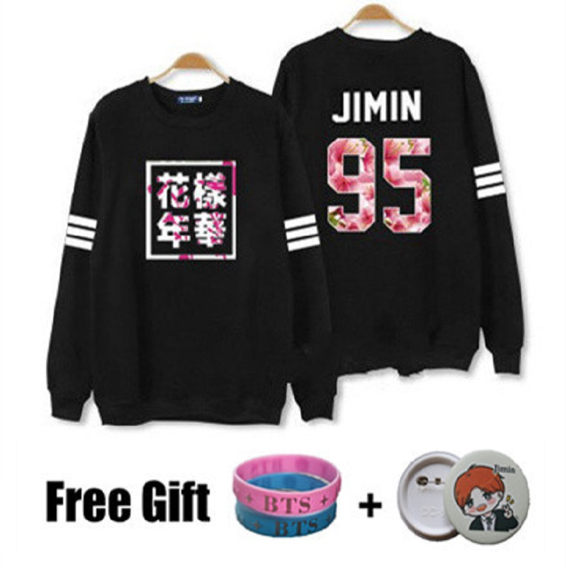 BTS Young Forever Sweatshirt unisex Sweaters and Pullovers mens streetwear tops long sleeve Hoodies casual Sweater Blouse Shirts