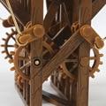 3D DIY ребенок головоломки игрушки модель комплекты науки взрослых наука головоломка игрушка Да Винчи рукопись ассамблеи модель коллекция