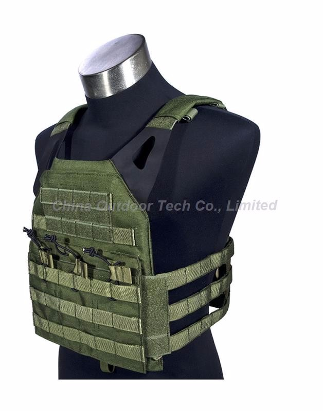 Advanced JPC Tactical Vest Quick Reaction Jumper Carrier Vest 1000D Molle Hunting Protective Plate Carrier Military Vests wosport military hunting vest enhanced tactical 500dnylon molle jpc shooting game body armor rig plate carrier airsoft paintball