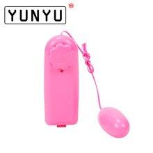 1PC Women Waterproof Vibrating Massage Single Jump Bullet Egg Remote Control Vibrator Clitoral G Spot Stimulators Sex Toys