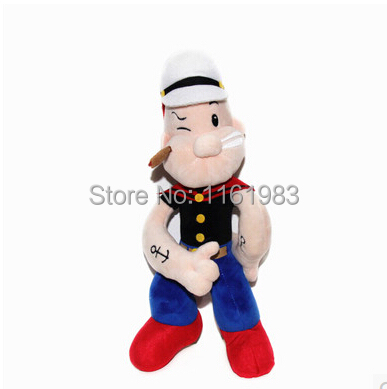 Popeye Stuffed Plush Toy 35cm Popeye Plush Toys