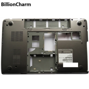 Image 4 - BillionCharmn New Palmrest cover/Bottom Case For TOSHIBA P850 P855 Silver Laptop Bottom Base Case Cover