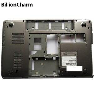 Image 4 - Billioncharmn 新パームレストカバー/ボトム東芝 P850 P855 シルバーラップトップボトムベースケースカバー