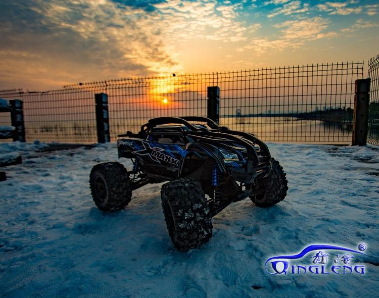 TRAXXAS X MAXX 1 5 shell version roll cage RC Cars font b Vehicles b font