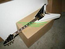 Weiß Custom Shop Gitarre Gold teile Neue Ankunft Großhandel aus China