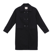 Loose Straight Trench Jacket