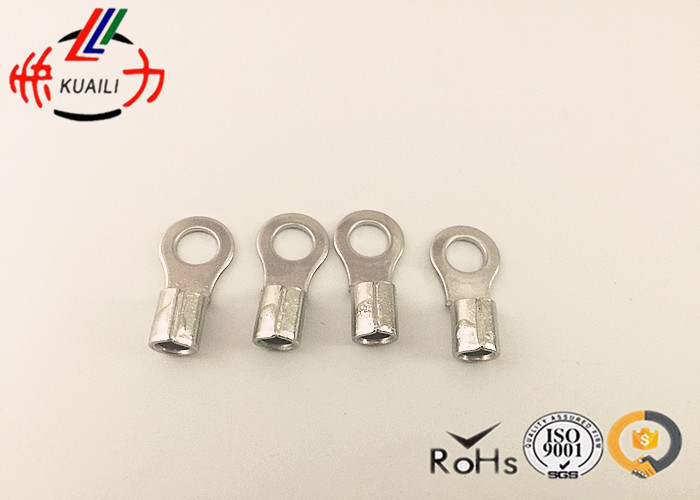 1000PCS NON-INSULATED RING TERMINALS RNB 5.5-6 1000pcs non insulated ring terminals rnbl 1 25 4