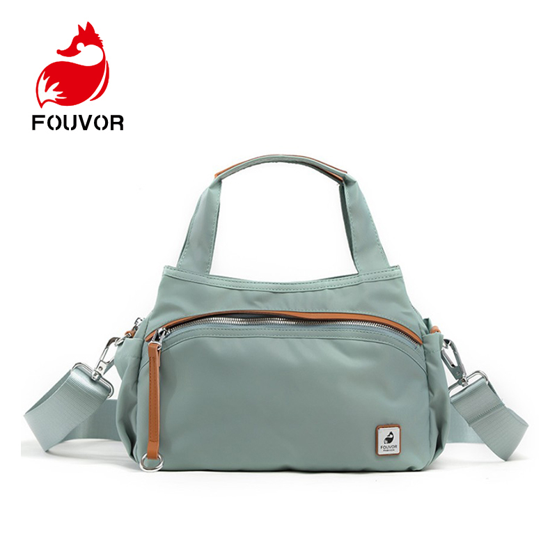 Us 22 99 49 Off Fouvor Handbags Women S Bag Shoulder Female Luxury Leather Messenger Crossbody Las Hand Bags For Sac A Main In