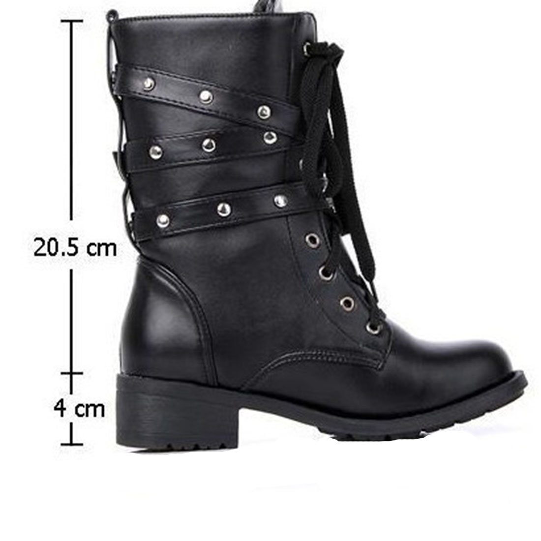 Compare Prices on Womens Combat Style Boots- Online Shopping/Buy ...