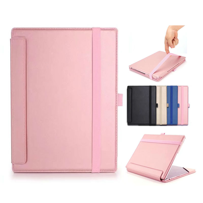 купить For Lenovo Yoga A12 PU Leather Case Cover 12.2 inch Shockproof Protective Stand For Lenovo Yoga A12 Tablet PC Funda Put Keyboard недорого