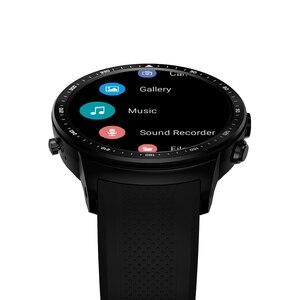 Image 3 - Original Zeblaze Smart Watch THOR PRO 3G Android Smartwatch RAM 1GB+ROM 16GB Android 5.1 GPS WiFi  Bluetooth Dials Wristwatches