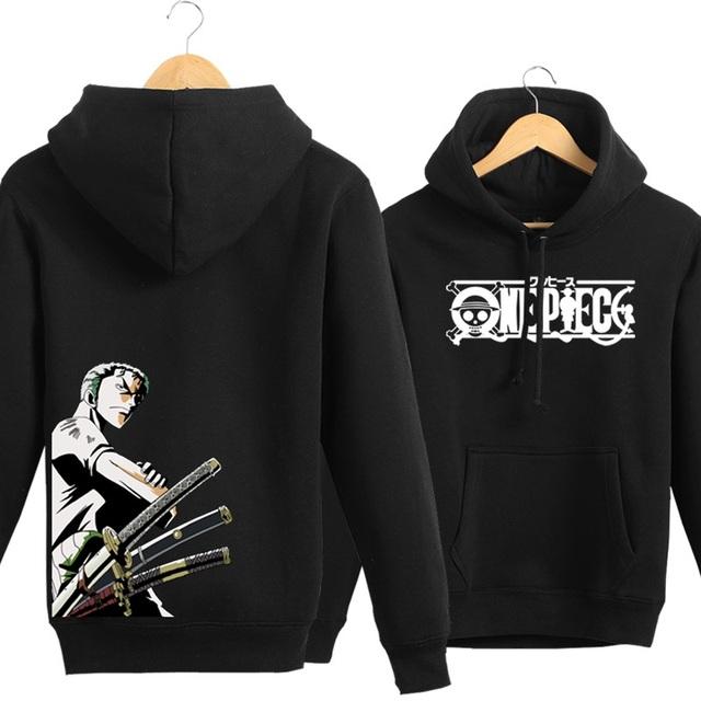 One Piece Anime capuz, Casuais jaqueta dos homens 2015, Japão Anime hoodie, Anime Hoodie para homens, Velo Anime camisola TC575