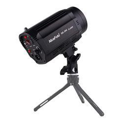 Fomito Nicefoto GE-200 5500K Mini Studio Flash GE Series for Professional Studio Photography