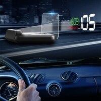 New Digital Speedometer C500 OBD Car Speed Projector Hud Head Up Display
