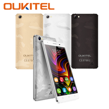 OUKITEL C5 Pro Smatphone MT6737 Quad Core 1.3GHz 16G ROM 2G RAM 5.0 Inch Mobile Phones 1280*720 Android 6.0 Cellphone