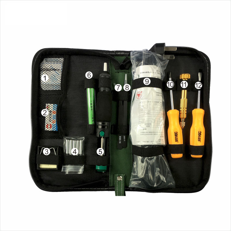 CXG E60/E90/E110/DT70 Soldering Iron EU/US/AU Plug 220V/110V Adjustable Temperature Electric Soldering Iron Kit