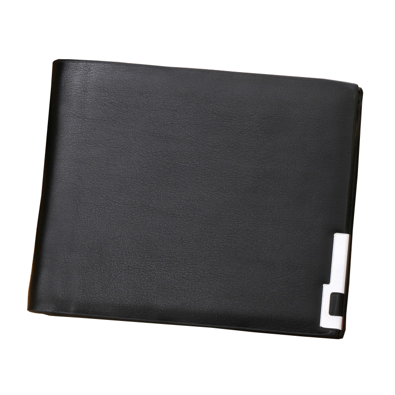 small short wallet men leather famous luxury brand slim men wallets credit card holders coin pocket new Year's gift 4