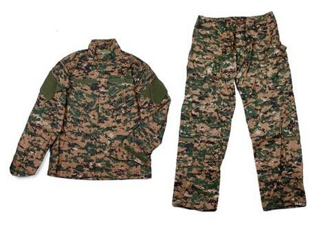 Nous armée militaire uniforme pour hommes Domaine équipement fournitures guerrier style costumes R6 UNI00171 armée uniforme
