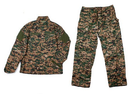 Us Army Military Uniform For Men Field Equipment Supplies Warrior Style Suits R6 UNI00171 Army Uniform
