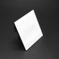 3 Gang 2 Way Wall Touch Switch Light Controler Smart Home Automation UK Standard AC220V/110V