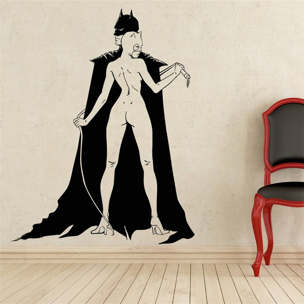 Stickers Spider Picture More Detailed Picture About Free - Superhero vinyl wall decals