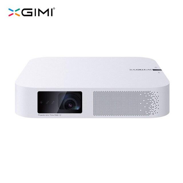 Смарт-проектор XGIMI Z6 Polar 1080 P Full HD 700 Ansi люмен светодиодный DLP мини-проектор Android 6,0 Wifi Bluetooth умный дом Theat