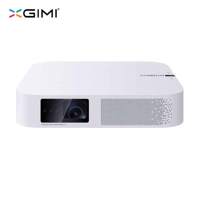 Smart Projektor XGIMI Z6 Polar 1080 p Volle HD 700 Ansi Lumen LED DLP Mini Projektor Android 6.0 Wifi Bluetooth Smart hause Theat