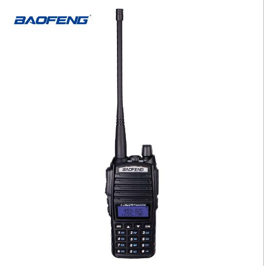 1Sets UV82 Handheld Fm Transceiver  VHF UHF Two Way Radio Cb Radio Station Walkie Talkie Baofeng UV82