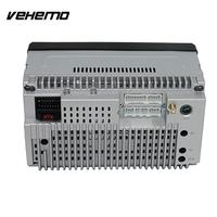 Vehemo Зеркало Ссылка Bluetooth автомобиля MP5 плеер электроника для автомобиля аудио автомобиля Аудио Видео плеер 7 дюймов дистанционное управлени