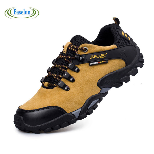 Shoes Mens Casual Shoes Outdoor Hiking Shoes Comfort Climbing Lace-up Shoes