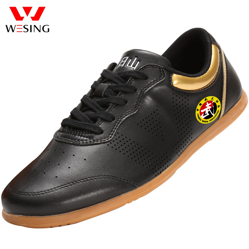 Wesing Tai Chi Training Shoes Shadowboxing Shoes Footwear Men Women Martial Arts Sport Shoes Plus Size