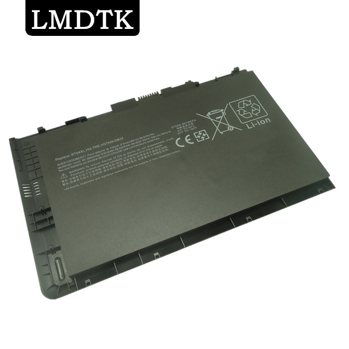 LMDTK New Laptop battery FOR HP For HP EliteBook Folio 9470 9470M 9480M BT04XL HSTNN-IB3Z HSTNN-DB3Z HSTNN-I10C BA06 687517-1C trispa u1016 3045