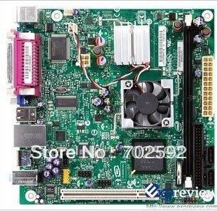 Orginal Mini-ITX N230 motherboard D945GCLF ATOM Integrated Dual 1.6G