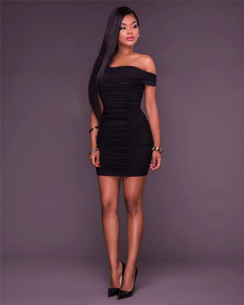 Único Lil Del Partido Del Vestido Negro Galería - Ideas de Estilos ...
